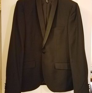 Men's Black Blazer